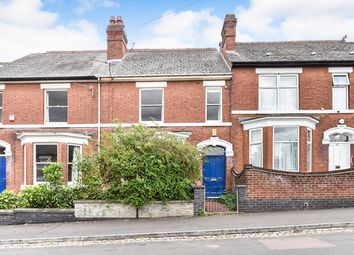Thumbnail 4 bed terraced house for sale in Stonehill Road, New Normanton, Derby
