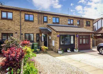 Thumbnail 4 bed terraced house for sale in Leon Drive, Basildon, Essex