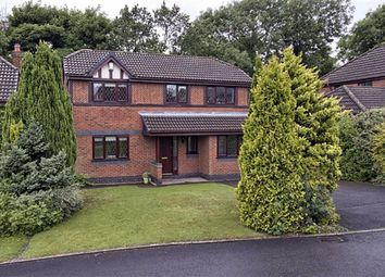 Thumbnail 3 bed detached house for sale in Kibbles Brow, Bromley Cross, Bolton