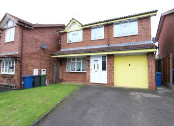 Thumbnail 5 bed detached house for sale in Cleeve, Glascote, Tamworth