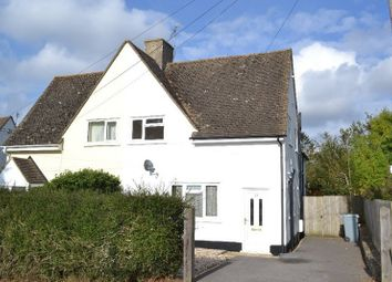 Thumbnail 4 bed semi-detached house to rent in Hailey Road, Chipping Norton