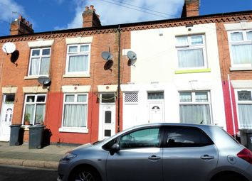 3 bed terraced house for sale in Kensington Street, Belgrave, Leicester LE4