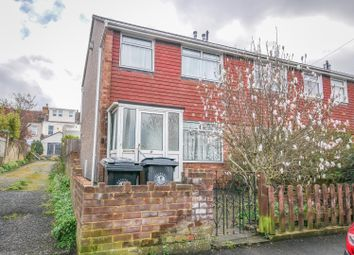 Thumbnail 3 bed end terrace house for sale in Cleeve Road, Knowle, Bristol