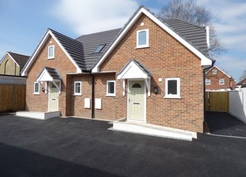 Thumbnail 2 bedroom semi-detached house for sale in Granville Road, Parkstone Poole