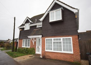Thumbnail 3 bed detached house to rent in Common Road, Stotfold