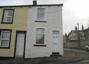 Thumbnail 2 bed terraced house to rent in Raglan Road, Burnley