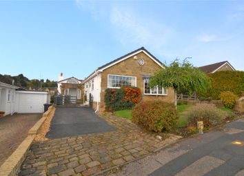 Thumbnail 3 bed detached bungalow for sale in Cliffe Avenue, Harden, Bingley, West Yorkshire