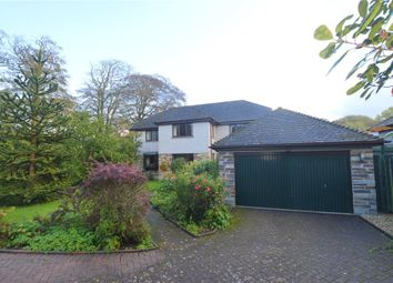 Thumbnail 4 bed detached house for sale in Garras, Helston, Cornwall