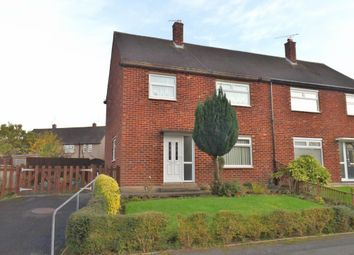 Thumbnail 3 bed semi-detached house for sale in Delamere Drive, Great Sutton, Ellesmere Port