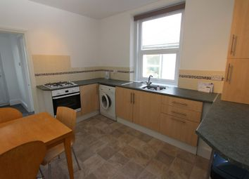Thumbnail 2 bed flat to rent in Palmerston Street, Stoke, Plymouth