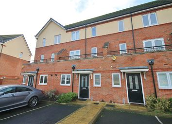 Thumbnail 4 bed town house for sale in Longford Way, Staines, Middlesex