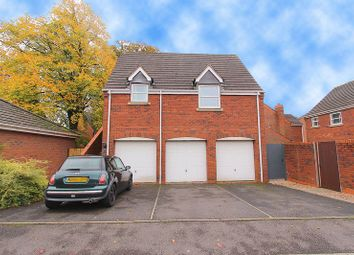 Thumbnail 1 bed detached house for sale in Selwyn Road, Burntwood