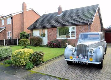 Thumbnail 2 bed detached bungalow to rent in Villa Close, Hemingbrough, Selby