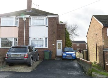 Thumbnail 3 bed semi-detached house for sale in Crosswells Road, Oldbury, West Midlands