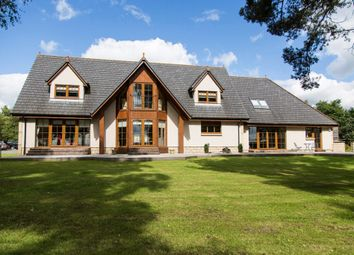 Thumbnail 5 bed detached house for sale in Larch Cottage, Scotlandwell