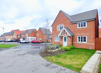 Thumbnail 4 bed detached house for sale in Higham Road, Brampton Bierlow, Rotherham