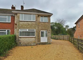 Thumbnail 4 bed terraced house to rent in Templars Firs, Royal Wootton Bassett, Swindon