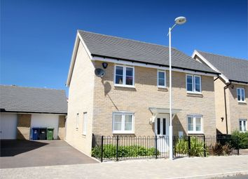 Thumbnail 4 bed detached house for sale in Waterland, St. Neots