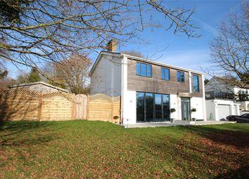 Thumbnail 5 bed detached house for sale in Roseneath Close, Chelsfield Park, Orpington, Kent