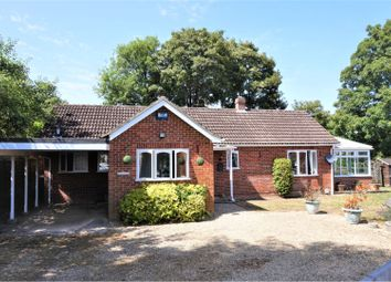 Thumbnail 3 bed detached bungalow for sale in The Park, Lambourn