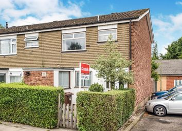 Thumbnail 3 bedroom end terrace house for sale in Highlands, Watford