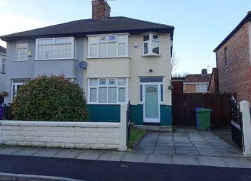 3 bed semi-detached house for sale in Berwyn Road, Walton, Liverpool L4