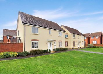 Thumbnail 4 bed detached house for sale in Blain Place, Royal Wootton Bassett, Swindon Wilts