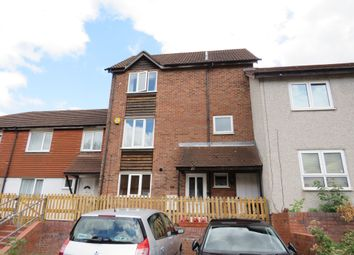 Thumbnail 4 bed terraced house for sale in Pitchens Close, Leicester