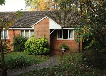Thumbnail 2 bed property to rent in Bedford Close, Whitehill, Bordon