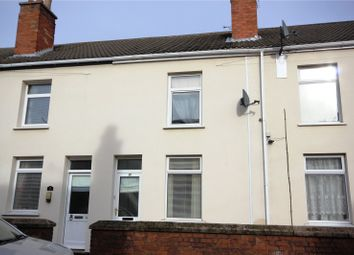 Thumbnail 2 bed terraced house for sale in Newcastle Street, Huthwaite, Nottinghamshire