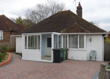 Thumbnail 2 bed detached bungalow for sale in Dalehurst Road, Bexhill On Sea