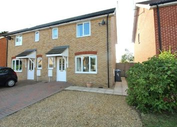 Thumbnail 3 bedroom semi-detached house for sale in Giffords Close, Kesgrave, Ipswich