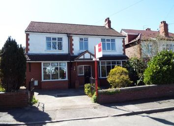 Thumbnail 5 bedroom detached house for sale in Hillside Road, Woodley, Stockport, Cheshire