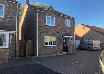 Thumbnail 3 bed detached house to rent in Woodford Gardens, Gorefield, Wisbech