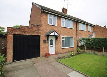 Thumbnail 3 bed semi-detached house for sale in Gough Avenue, Warrington