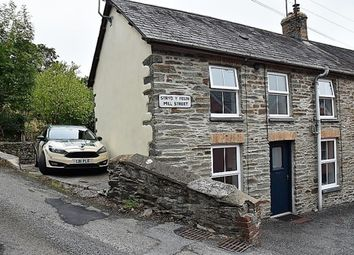 Thumbnail 2 bed end terrace house for sale in Mill Street, Aberarad, Newcastle Emlyn