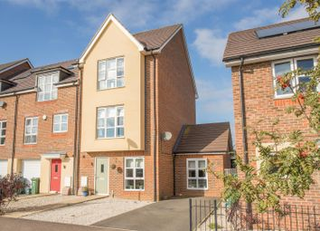 Thumbnail 4 bed end terrace house for sale in Stadium Approach, Aylesbury