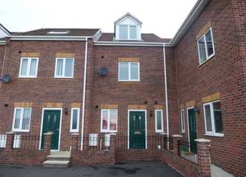 Thumbnail 3 bed town house to rent in Ealands Close, Little Houghton, Barnsley