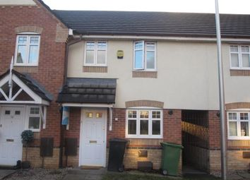 Thumbnail 2 bed terraced house for sale in Crystal Close, Platt Bridge, Wigan, Greater Manchester