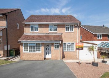 Thumbnail 5 bed detached house for sale in Beare Close, Hooe, Plymstock