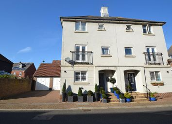 Thumbnail 3 bed semi-detached house for sale in Leeward Quay, Eastbourne