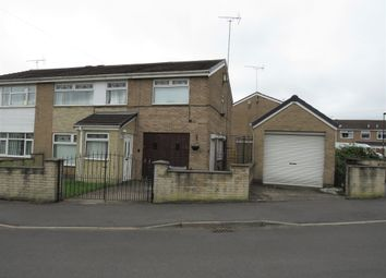 Thumbnail 4 bed semi-detached house for sale in Hollybank Close, Sheffield