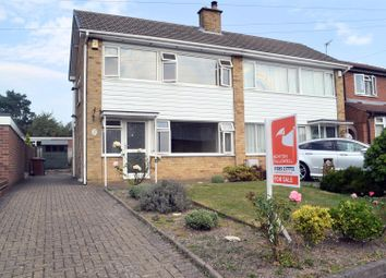3 bed semi-detached house for sale in Kings Road, Swadlincote DE11