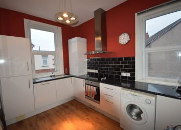 Thumbnail 3 bed flat to rent in Park View, Whitley Bay