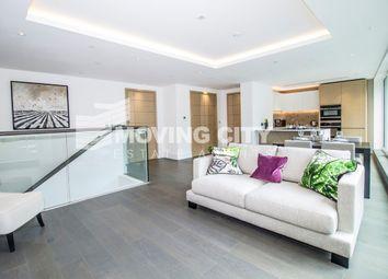 Thumbnail 2 bed flat to rent in Radnor Terrace, Kensington, London, UK