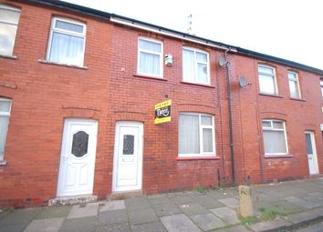 Thumbnail 3 bedroom terraced house for sale in Everton Road, Blackpool