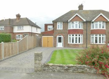 Thumbnail 4 bed semi-detached house for sale in Leigh Road, Hildenborough, Tonbridge