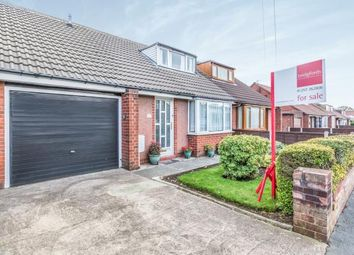 Thumbnail 3 bed bungalow for sale in Lancaster Close, Adlington, Chorley, Lancashire
