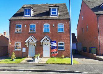 Thumbnail 4 bed semi-detached house for sale in Harrington Croft, West Bromwich, West Midlands