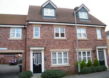 Thumbnail 3 bed town house to rent in Adlington Mews, Gainsborough